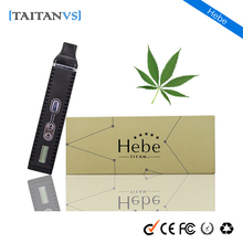 Rock bottom Price Buddy Group Taitanvs-hebe original wholesale dry herb atomizer 510