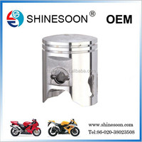 2015 chinese high performance piston for motorcycle part