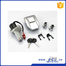 SCL-2013040381 OEM quality KEEWAY HORSE I motorcycle lock set from china