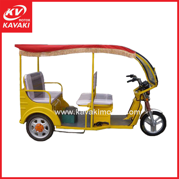 Changeable hidden battery type electric three wheel car price with tool in Tricycle