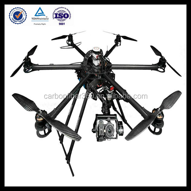 3k RC quadcopter/helicopter/UAV/drone carbon fiber tube with different size and finish