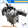 Aerosol can labeling machine for round bottles adhesive automatic