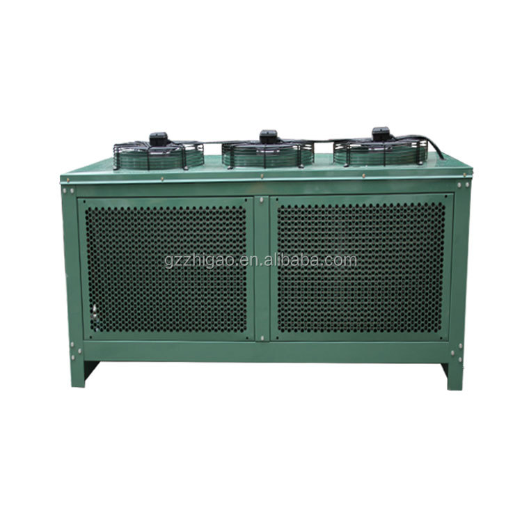 XMK 30HP 3-FAN Air Cooled Condenser for Refrigerant Equipment Units FNV-62.4/208