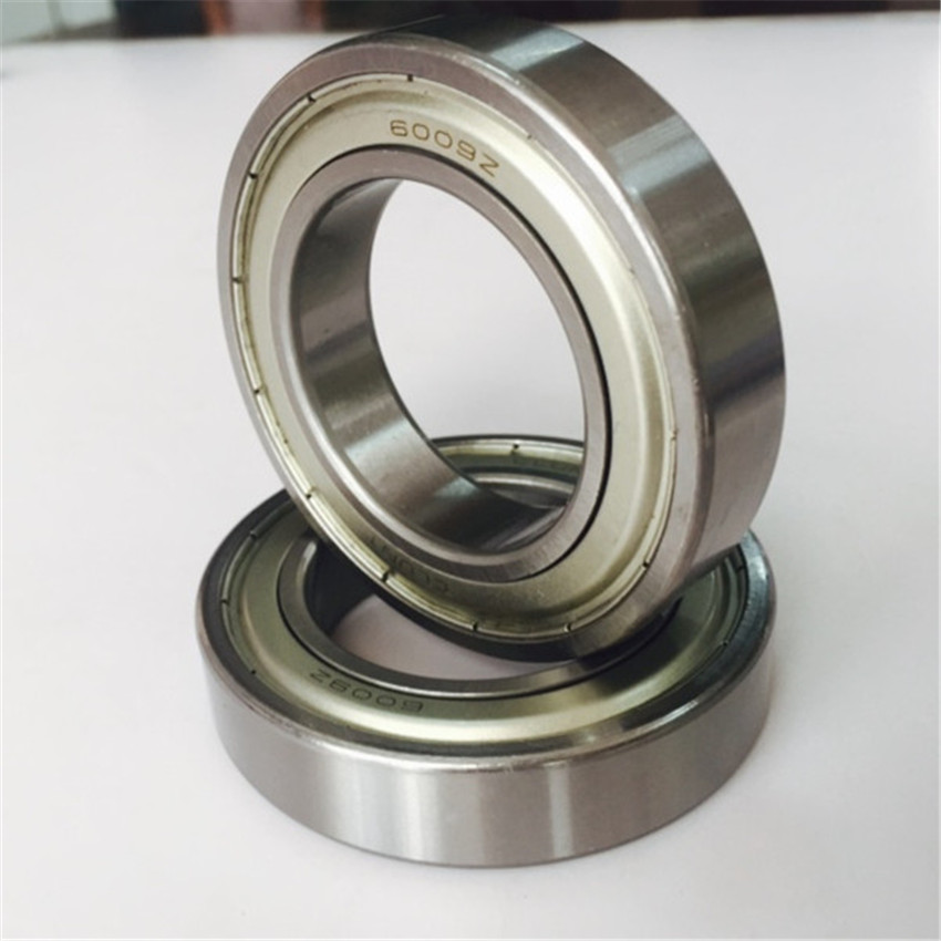Engine bearing 6009 deep groove ball bearing 6009 Z ZZ RS 2RS