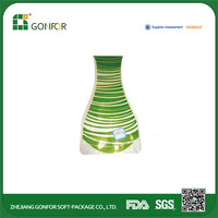 Factory Directly Provide New Style China Alibaba Supplier Flower Vases Made Of Plastic