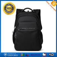 Wholesale Fantastic Classic Nylon Backpack Bags Solid Color Waterproof Laptop Bags