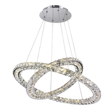 modern luxury hotel hall Decorative ceiling mount crystal chandelier led pendant light