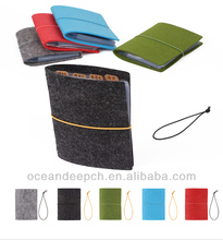 high quality felt bag for samsung tablet accessories popular style