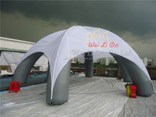 New product large outdoot lawn party inflatable dome tent