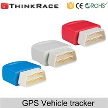 Thinkrace high quality vehicle gps tracking system OBD made in China