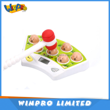 New item Interactive funny electronic game kids educational toy