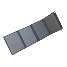 High efficiency 40w solar energy mobile charger