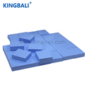 Bergquist alternative material high thermal conductivity CPU thermal silicone pad