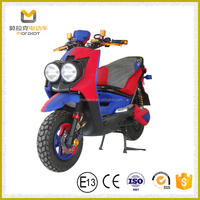 2016 New Style Strong 72V 1200W Hub Brushless Motor Adult Electric Motorcycle for Long Distance