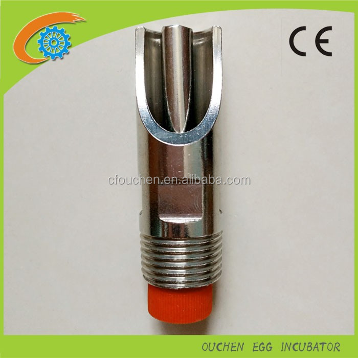 Stainless steel Pig Nipple Drinkers for Pig Farm poultry nipple drinking system for pig