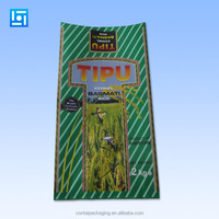 Clear plastic rice bags resealable plastic bags with handle large clear plastic bags
