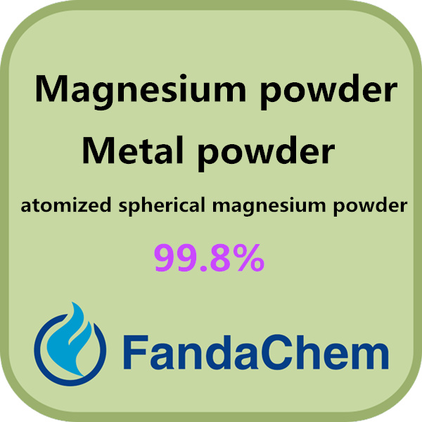 Magnesium Powder metal powder 99.8%