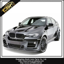 HM Look Wide Body Shell Spare Parts For BMW X6 E71