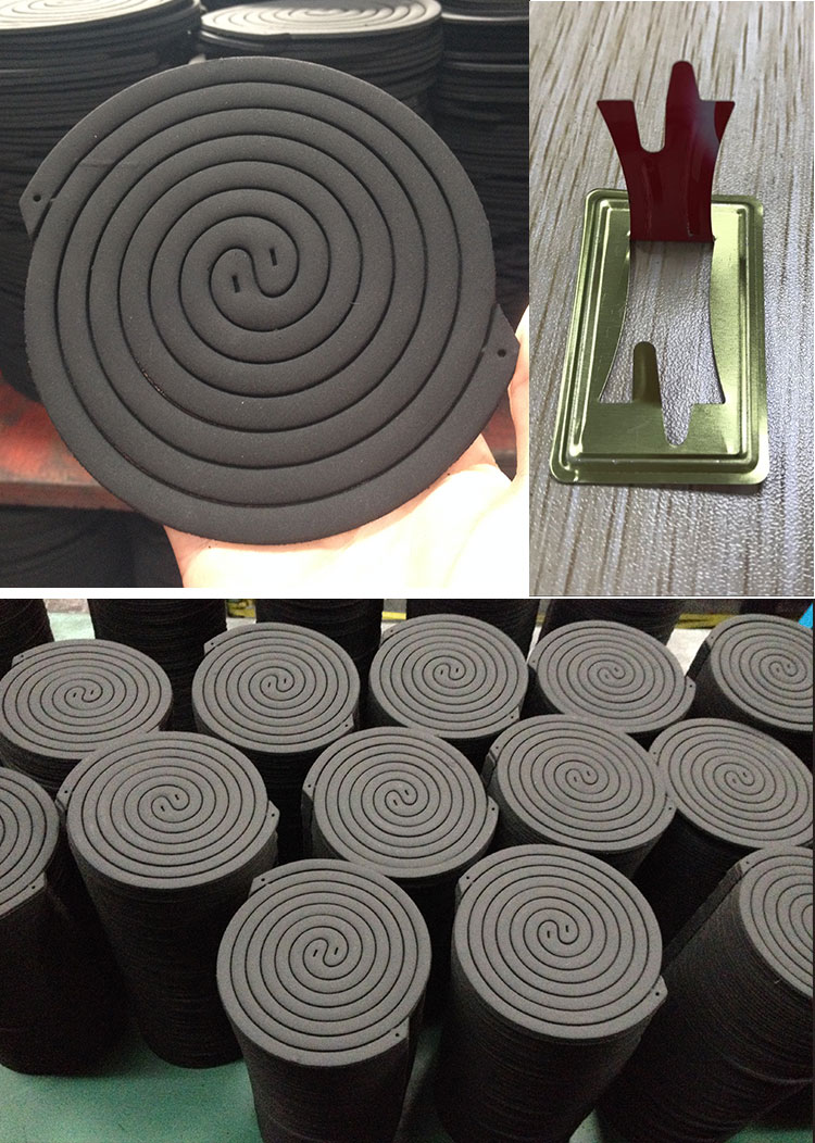 Chemical formula spiral msds natural green mosquito coil
