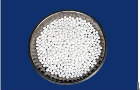 alumina catalyst support balls