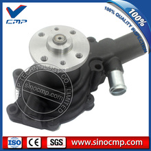 AT EX120-2 excavator water pump for 4BD1 engine