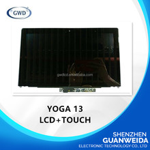 "13.3"" Assembly for Lenovo Yoga 13 Screen with Digitizer and Frame LCD Touch and Bezel"