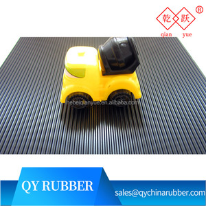 quality products Easy Cleaning water proof non slip rubber sheet roll