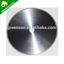 high quality TCT Saw Blade for cutting steel iron rock wool sandwich panel