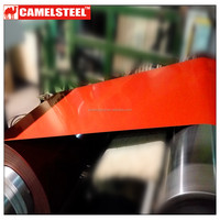 Highlight Red Color coated Galvanized Steel in Coils/Sheets/Strips