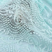 new products latest style competitive 100% nylon green leaves african net tulle lace fabric
