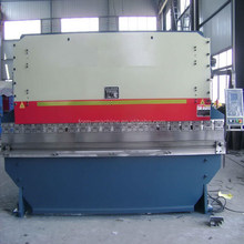 CNC Hydraulic Press Brake Folding thickness 6mm Stainless Steel