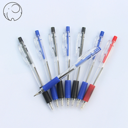 promo chinese custom shape printed plastic neutral pens,ball-point pen