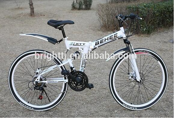 "Tianjin fashion cheap foldable mountain bike 26"" folding mountain bicycle with good quality"