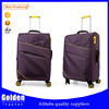 2015 new men's business luggage polyester material travel luggage comfortable hand luggage trolley bag