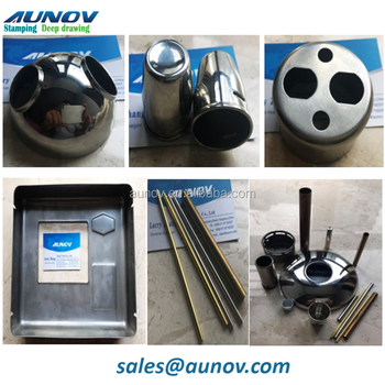 Stainless steel deep drawing parts from directly factory
