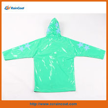 Cheapest children pvc rainwear