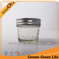 Glass 4oz Salsa Mason Jar Wholesale