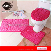 Custom Anti Slippery Memory Foam Bath