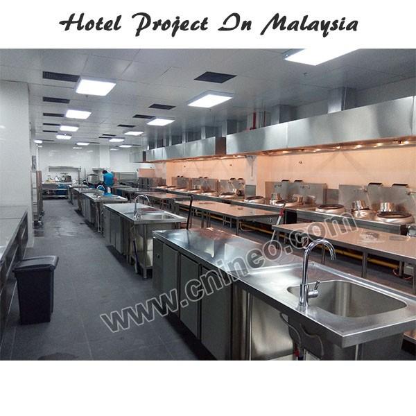 Mat riel de restauration de luxe pour restaurant for Equipement de cuisine de restaurant