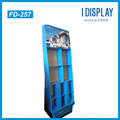 Customize Cardboard Display Rack for merchandise with your own logo