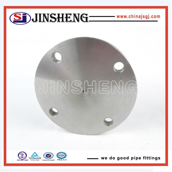 Top Quality ansi b16.5 blind flange class 300 lbs