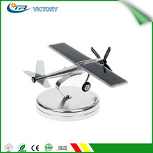 Solar aircraft model, Solar aircraft toy, Solar airplane gift
