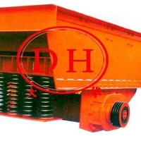 Efficient Metallurgy Vibrating Feeder MIneral Vibrating