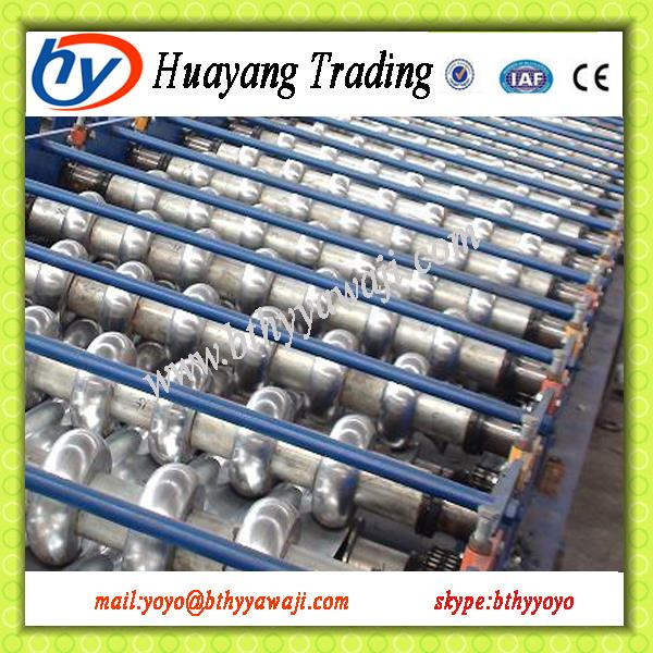 high quality manual metal roofing sheet curving machine for wholesales