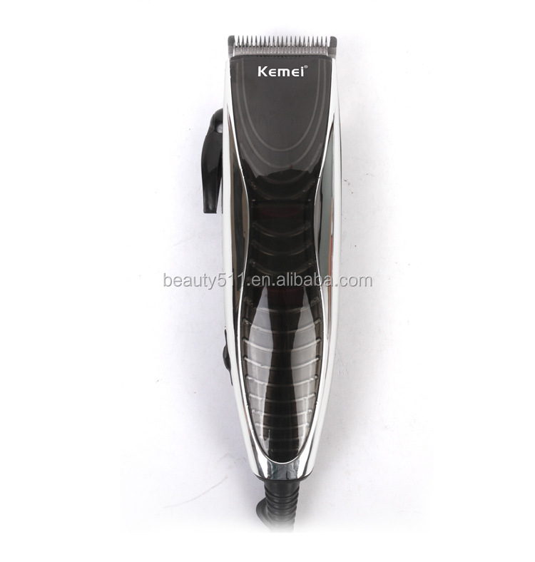 Professional Household Rechargeable Electric hair clipper/cutter KM-1100