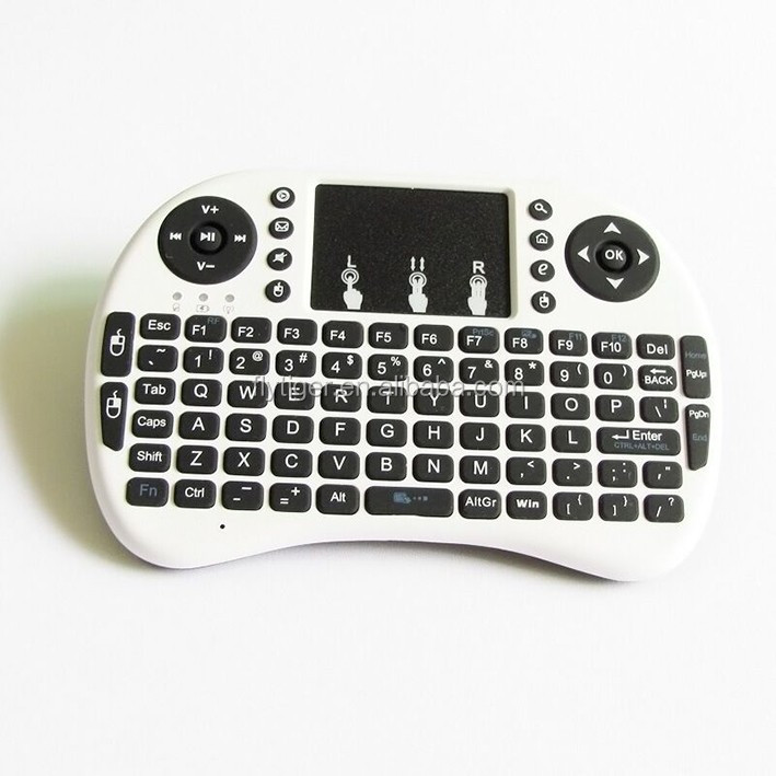 wholesale 2.4g Wireless Keyboard and Air Mouse Wireless Air Mouse for TV box