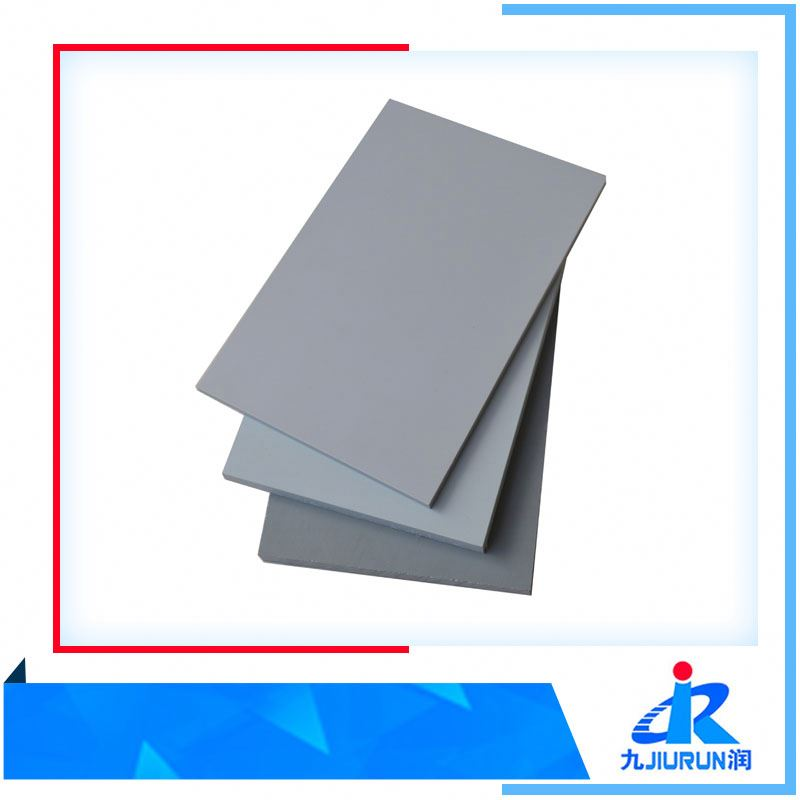 Chemical and acid resistance 3mm thick welding rigid pvc sheet
