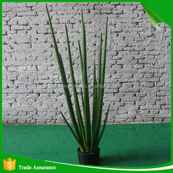With Pot Direct Sansevieria Snake Grass Artificial Lucky Plants for Home