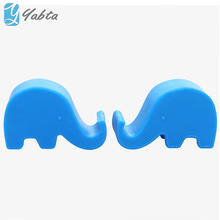 Phone Accessories Portable elephant shape mini mobile phone holder