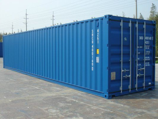 China Best price 20Ft 40Ft used dry cargo containers for sale